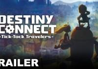 'Destiny Connect: Tick-Tock Travelers' llegará en otoño a PS4, Switch y PC