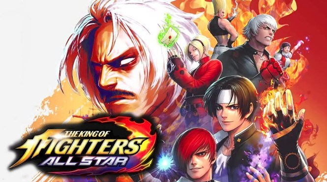 'The King of Fighters All-Star' llegará a occidente en 2019