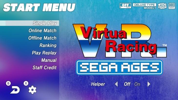 Virtua Racing 1