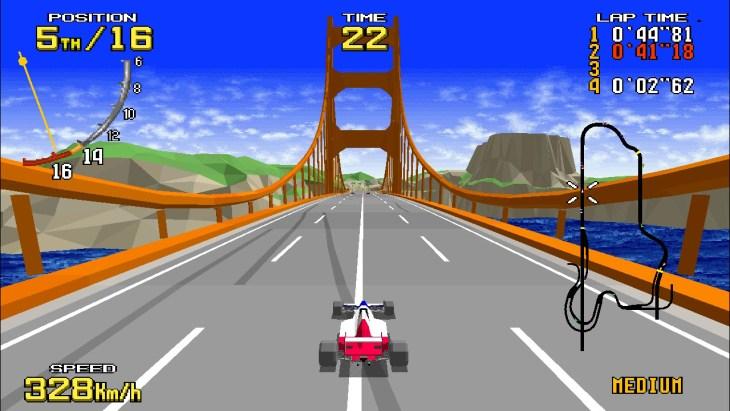 Virtua Racing 16