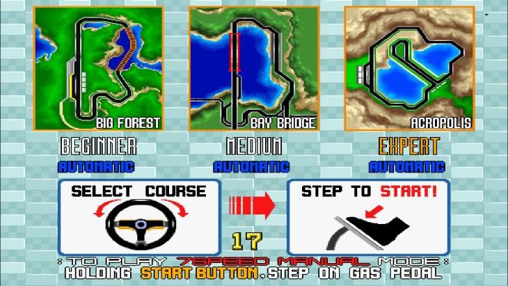 Virtua Racing 4