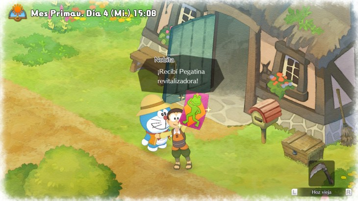 Doraemon Story of Seasons 17