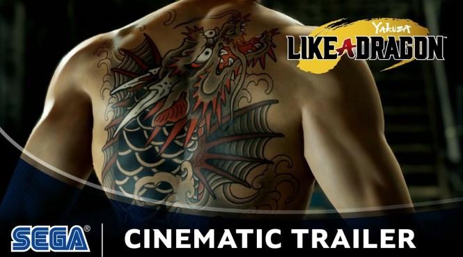 'Yakuza Like a Dragon' llegará aXbox Series X