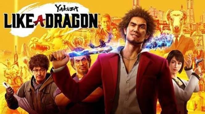 'Yakuza Like a Dragon' llegará el 2 de marzo a PS5