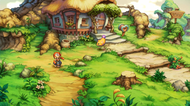 Legend of Mana llegará el 24 de junio a Switch, PS4 y PC