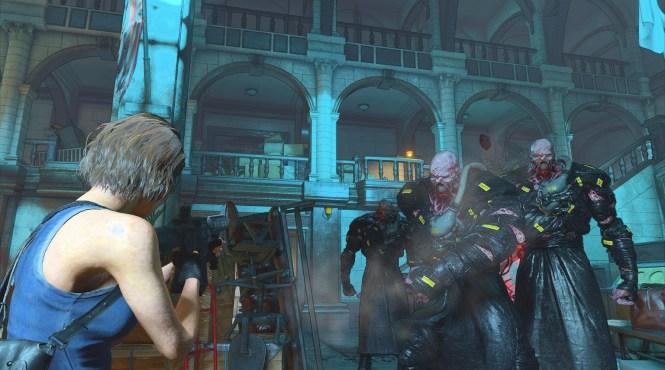 Confirmada una nueva beta abierta de Resident Evil Re:Verse el 7 de abril