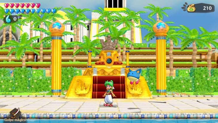 Wonder Boy Asha in monster world 20210529001850