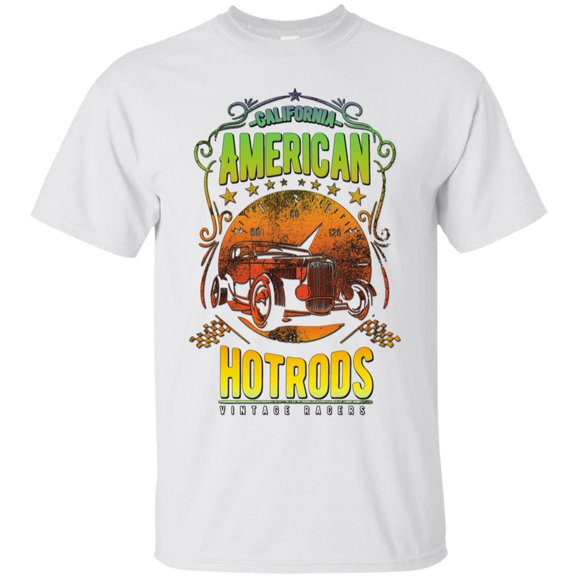 American Hotrods Ultra Cotton T-Shirt