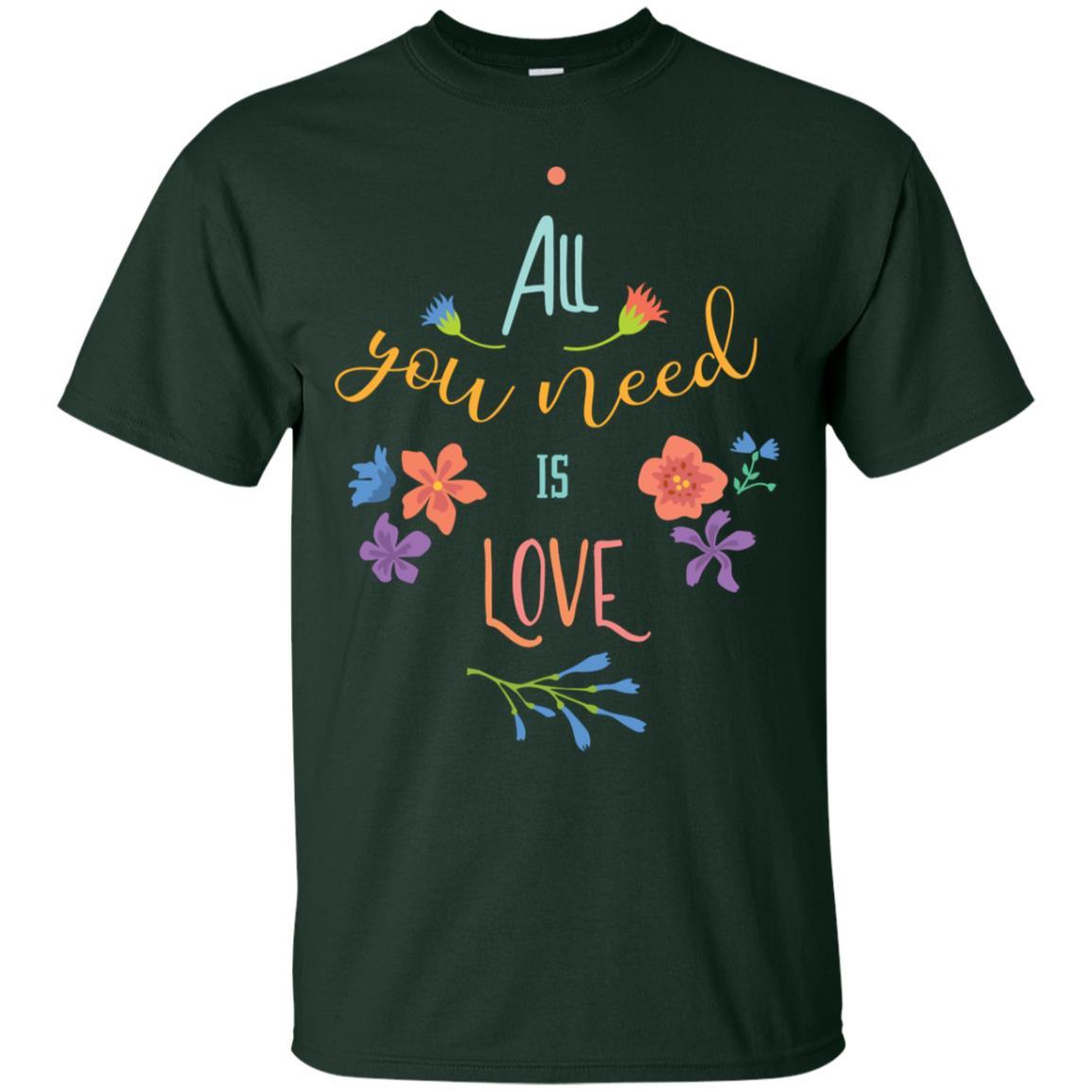 All You Need Gildan Ultra Cotton T-Shirt