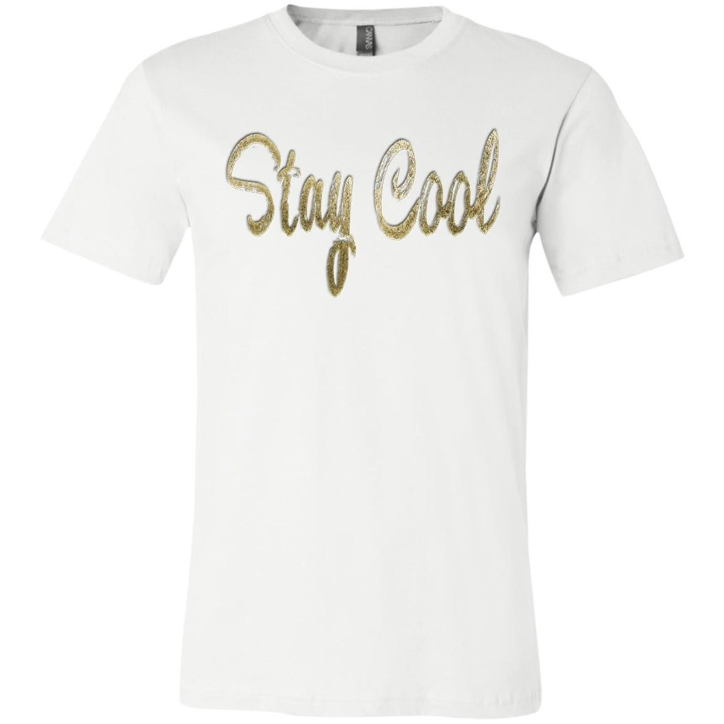 Stay Cool Unisex Jersey SS T-Shirt