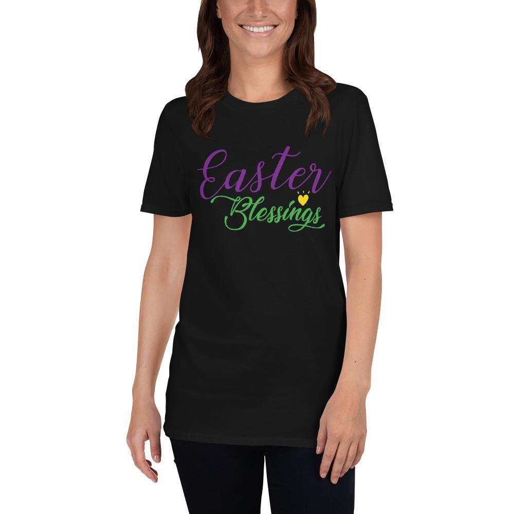 Easter - Easter Blessings Short-Sleeve Unisex T-Shirt