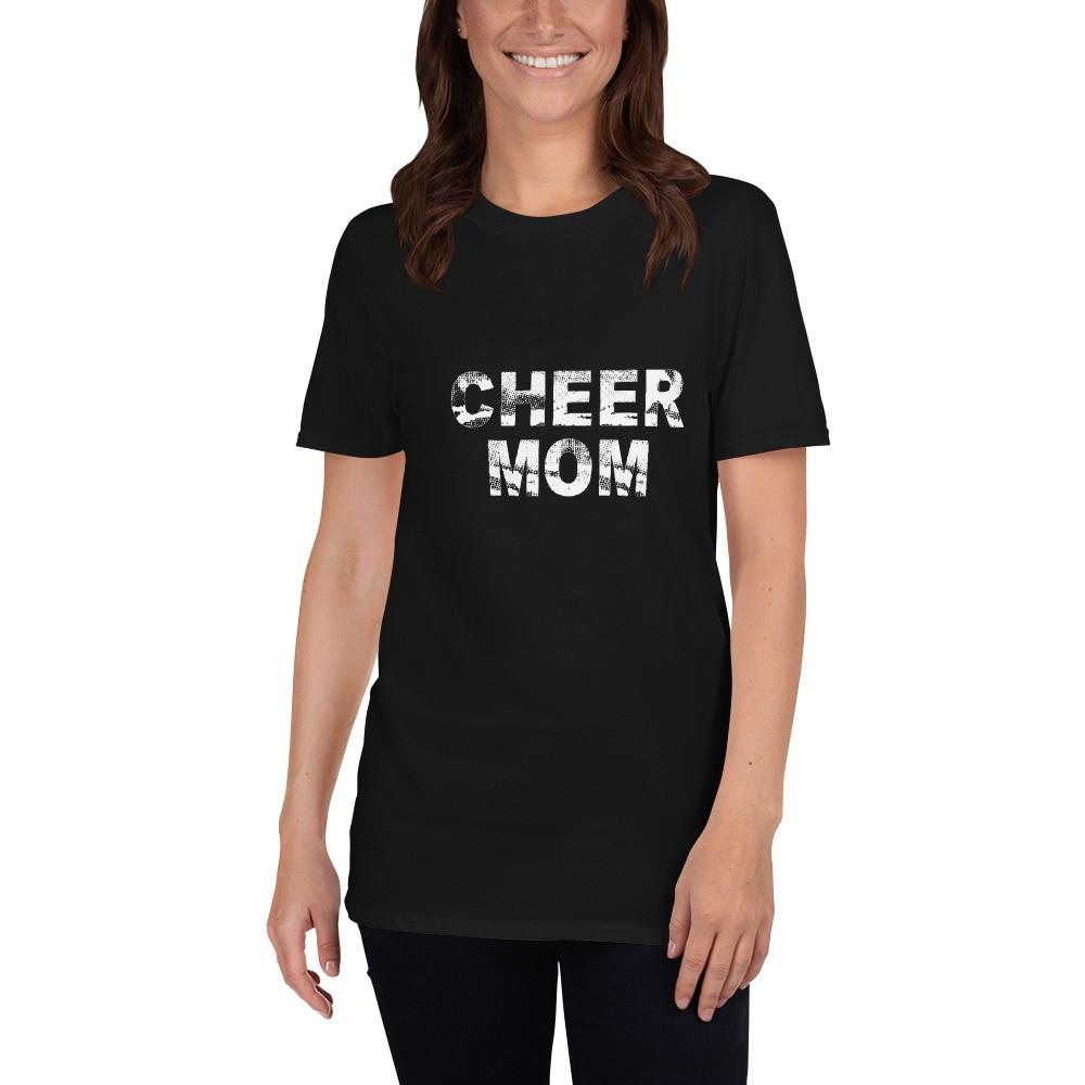 Cheer Mom Short-Sleeve Unisex T-Shirt