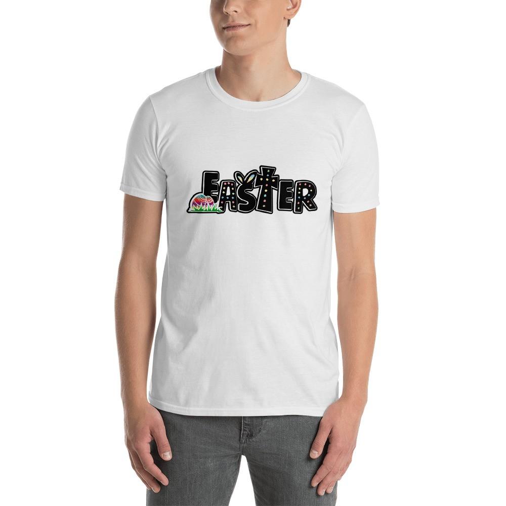 Easter - Easter Short-Sleeve Unisex T-Shirt