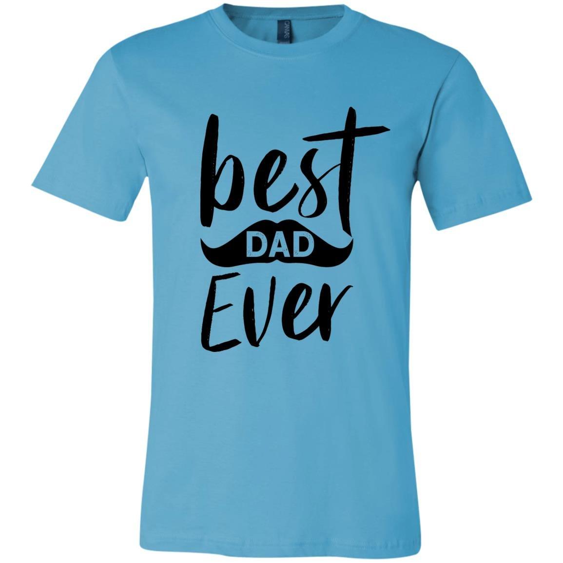 Best Dad Ever Unisex Jersey SS T-Shirt