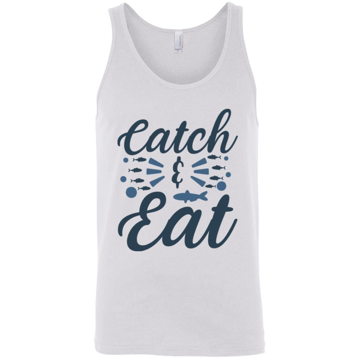 Catch & Eat Unisex Tank Top