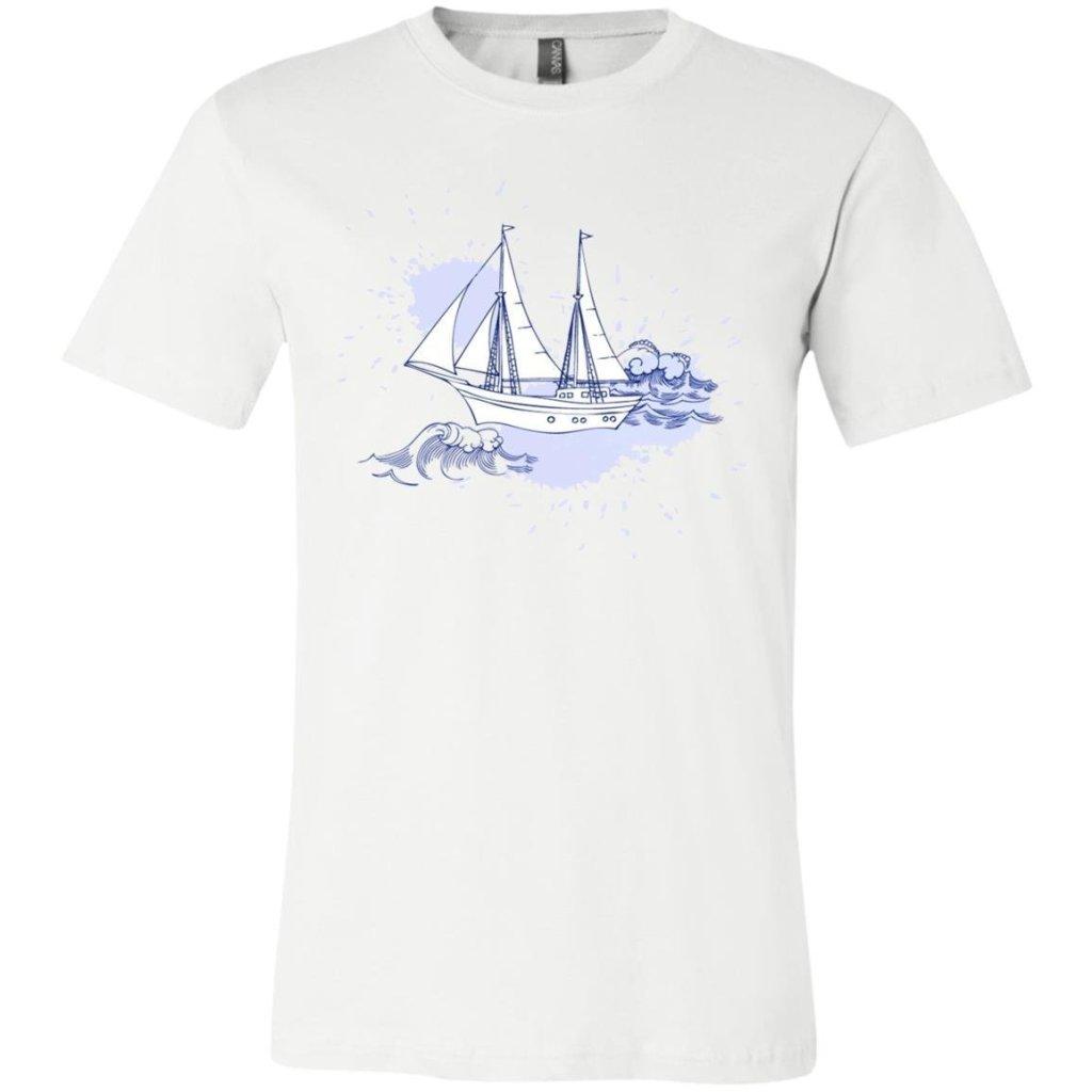 Sailor Ship Unisex T-Shirt