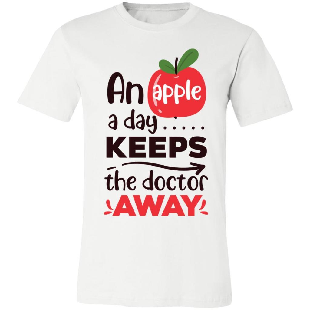 An Apple Keeps Unisex T-Shirt