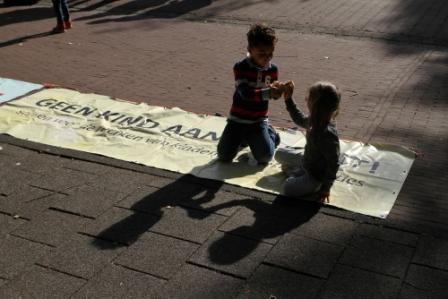 Demonstratie Katwijk – een verslag