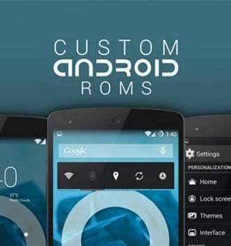ROMs para Android