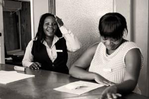 hotelpersoneel, zimbabwe slotsessies