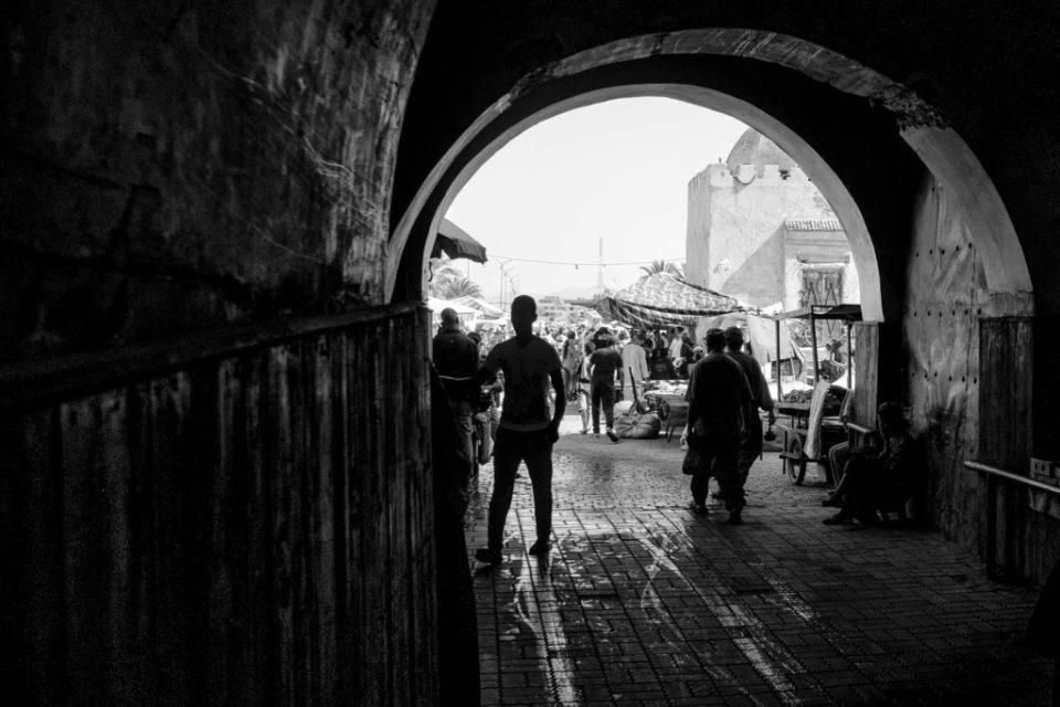 Marrakech. Thursdaymarket.