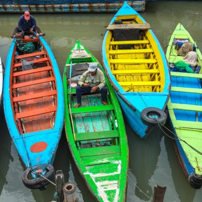 boats - indonesia
