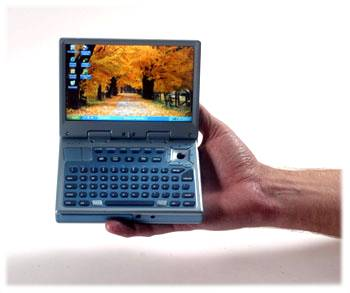 The Vulcan Mini-PC prototype, 2003