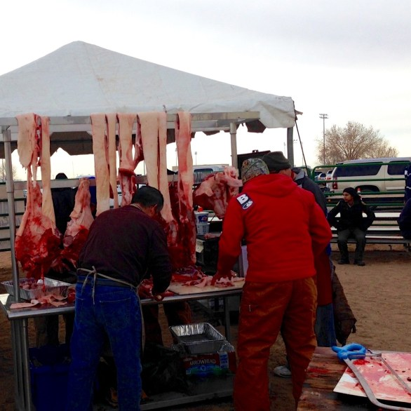 Annual Matanza in Belen, NM