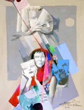 Farooq Hassan Paintings 4
