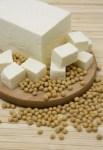 Tofu and beans