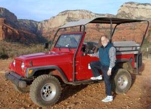 4-Wheel Jeep Ride