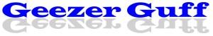 Geezer Guff logo