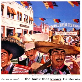 1950s Bank of America