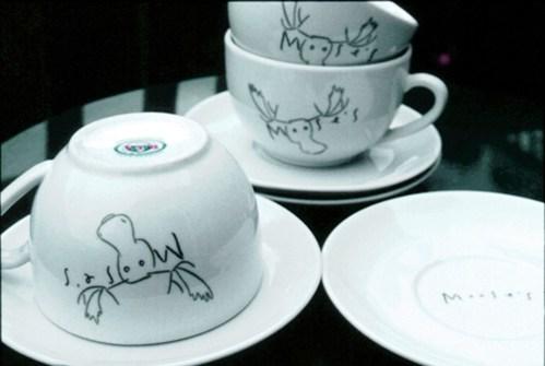 Schumaker Mooses Cups