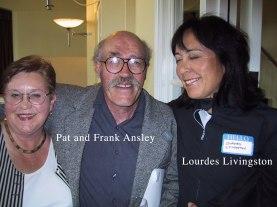 Pat & Frank Ansley-Lourdes Livingston