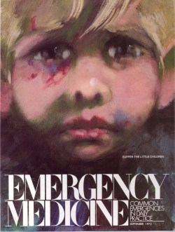 '75 Emergency Magazine Cover