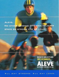 Aleve Ad