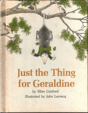 Just the Thing for Geraldine