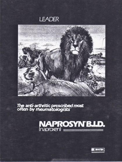 Leader Lion