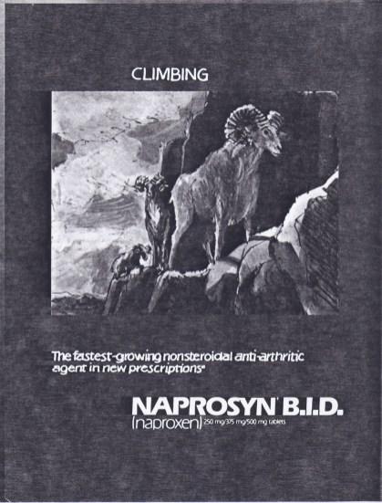 Climbing Ram