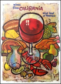 1965 Wines from California