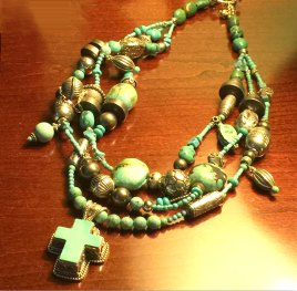Arizona Turquoise and Silver
