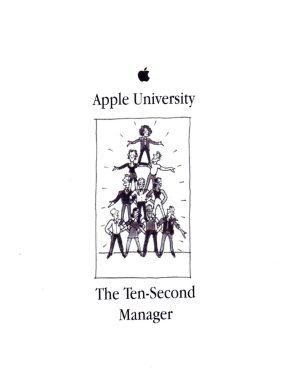 Apple Booklet
