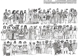 7 Landphere Sample Sheet Fashion