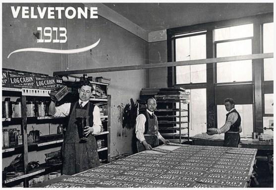 1913-VELVETONE