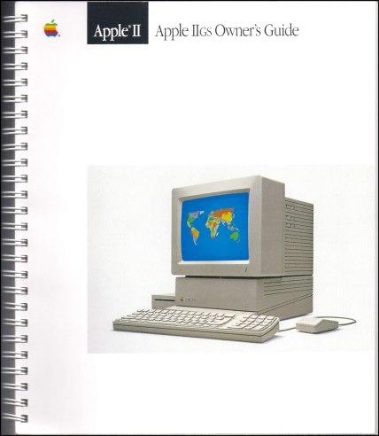 Apple IIGS Owners Guide