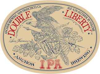 Anchor-Double-Liberty-Ale-label