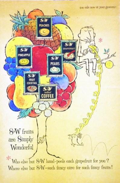 Jack Allen, S&W Fruits
