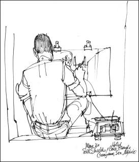 Bill Shilds sketch
