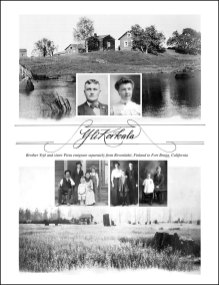 My Paternal Family Book